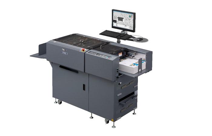 Post printing machinery