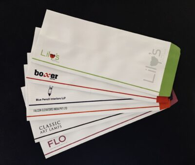 Premium envelopes