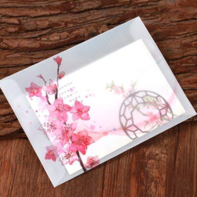 Translucent envelopes