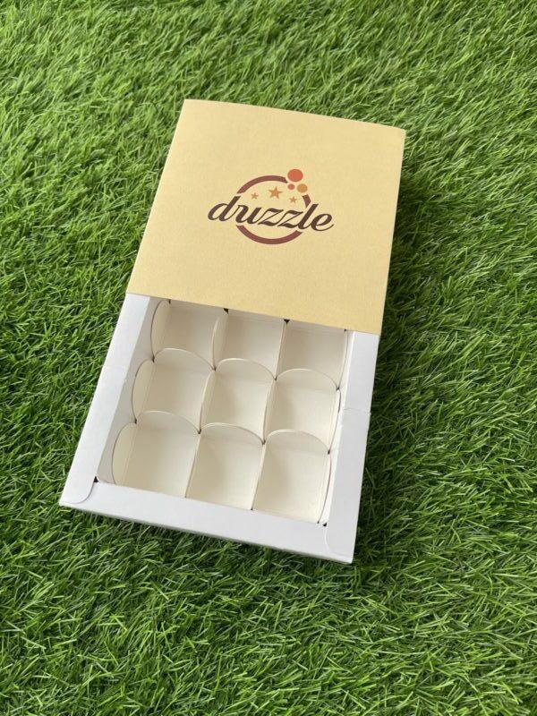 CHOCOLATE BOX – 9piece box ( set of 10 boxes)