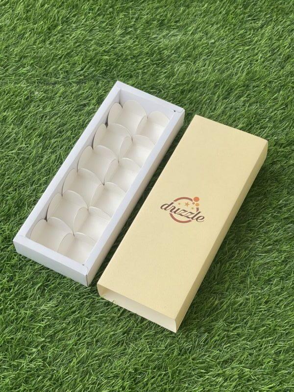 CHOCOLATE BOX – 12piece box ( set of 10 boxes)